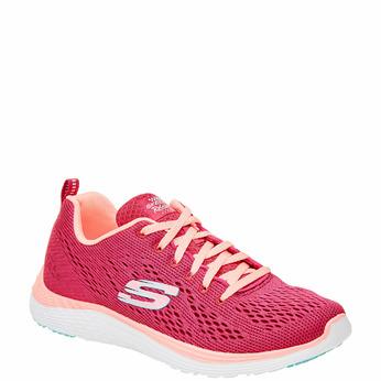 Chaussure de sport femme skecher, Rose, 509-5706 - 13