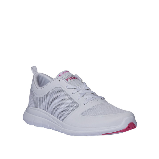 Chaussures femme adidas, Blanc, 509-1681 - 13