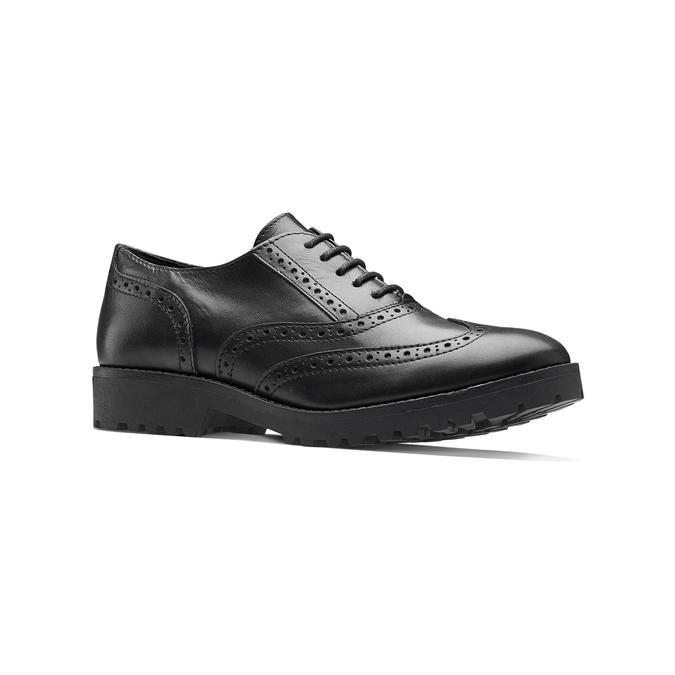 Chaussures femme bata, Noir, 524-6135 - 13