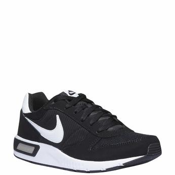 Tennis en cuir Nike nike, Noir, 803-6361 - 13