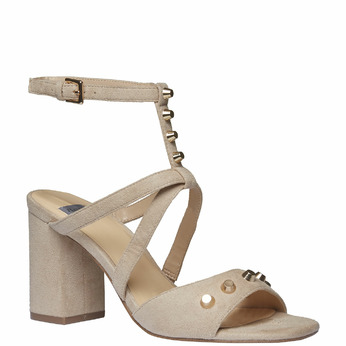 Chaussures Femme bata, Jaune, 769-8534 - 13