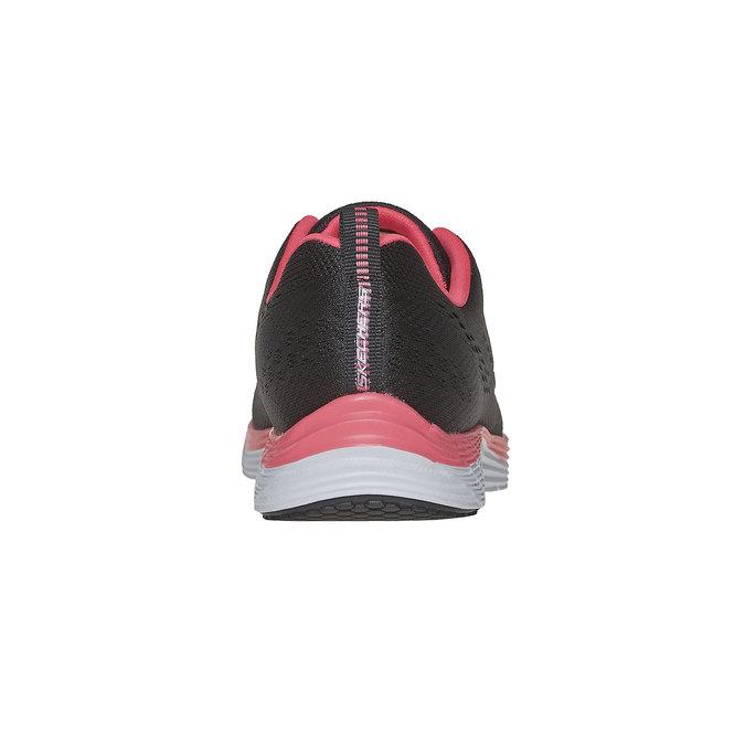Chaussures femme skecher, Noir, 509-6706 - 17