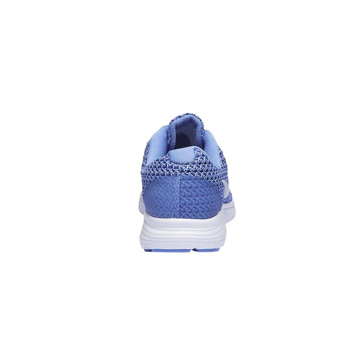 Chaussure de sport femme nike, Bleu, 509-9220 - 17