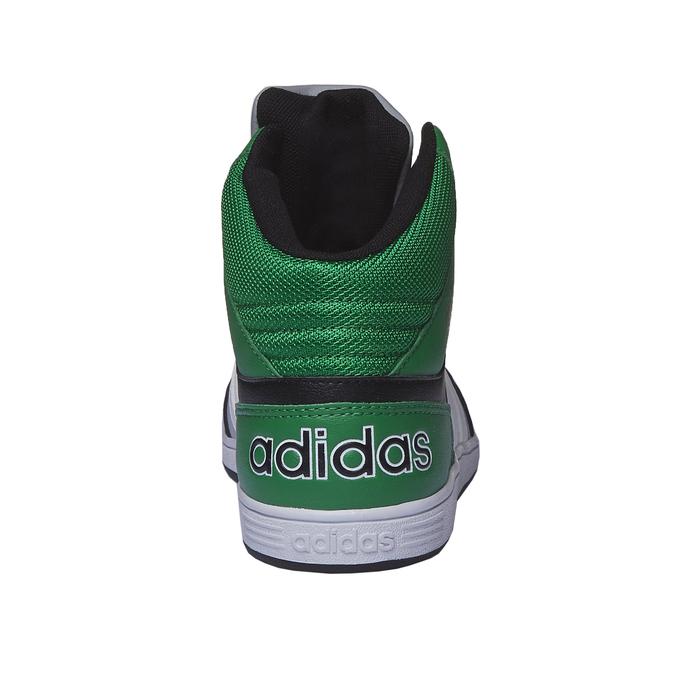 Basket montante enfant adidas, Noir, 401-6204 - 17
