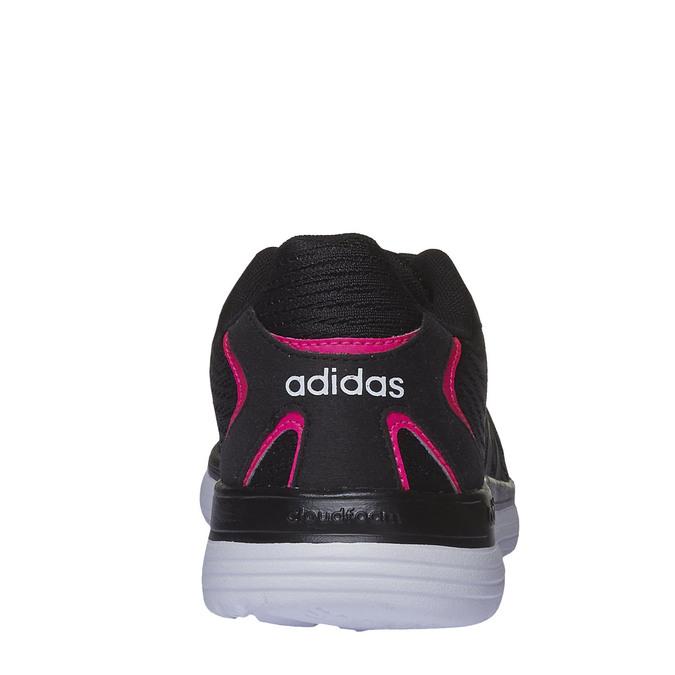 Chaussure de sport femme adidas, Noir, 509-6679 - 17