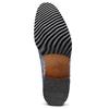 Chaussures en cuir Oxford shoemaker, Violet, 824-9594 - 17