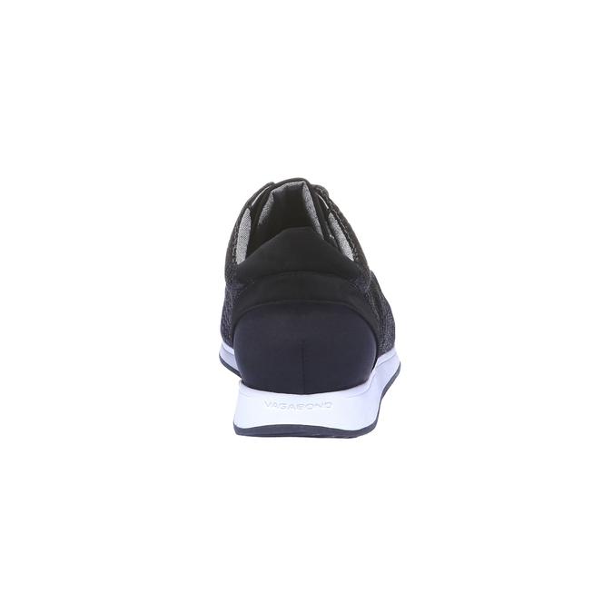 Baskets tendance vagabond, Noir, 549-6174 - 17
