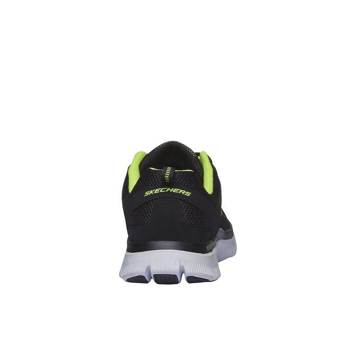 Chaussure de sport homme skecher, Noir, 809-6977 - 17