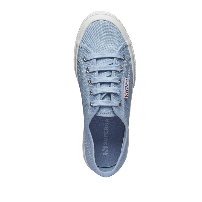 Tennis en toile superga, Violet, 589-9287 - 19