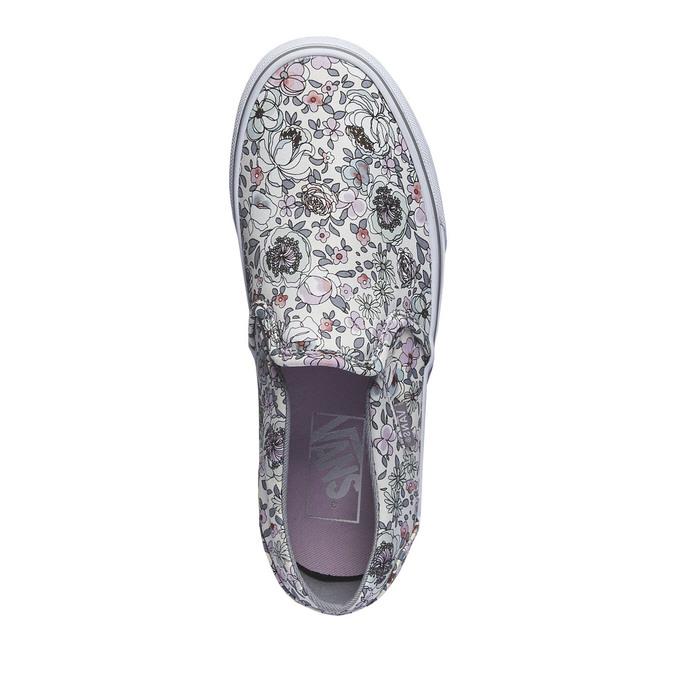 Chaussures Femme vans, Gris, 589-2286 - 19