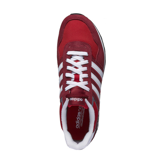 Tennis homme adidas, Rouge, 803-5135 - 19