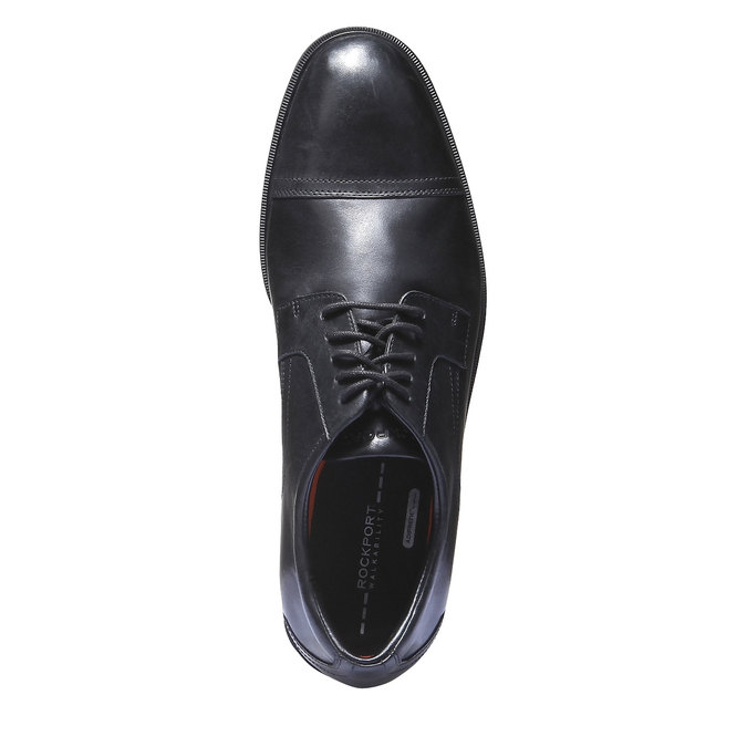 Chaussures homme rockport, Noir, 824-6487 - 19