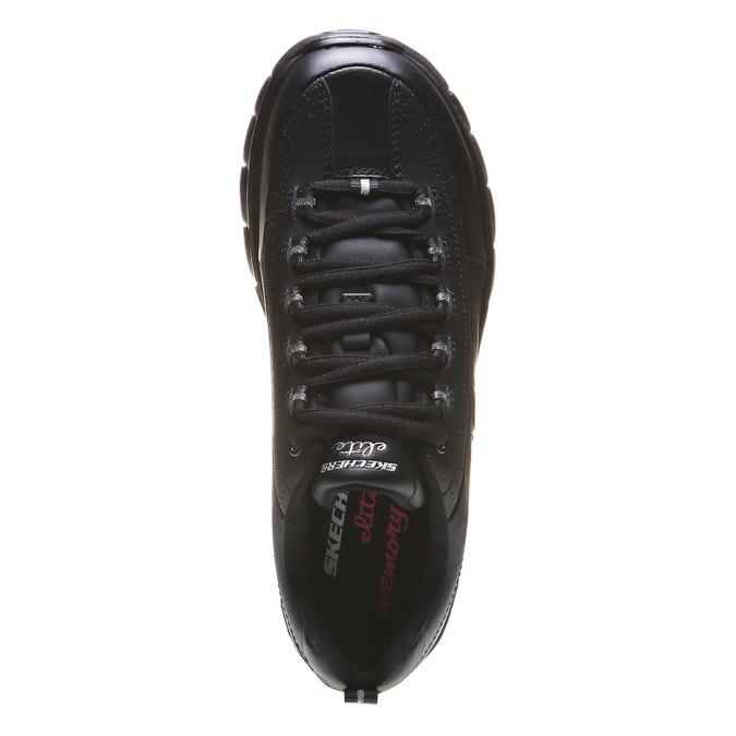 Chaussure de sport skecher, Noir, 504-6323 - 19