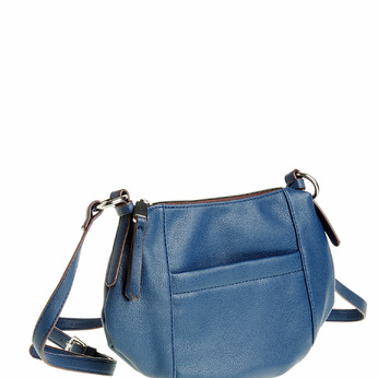 Sac Crossbody bleu bata, Violet, 961-9757 - 13