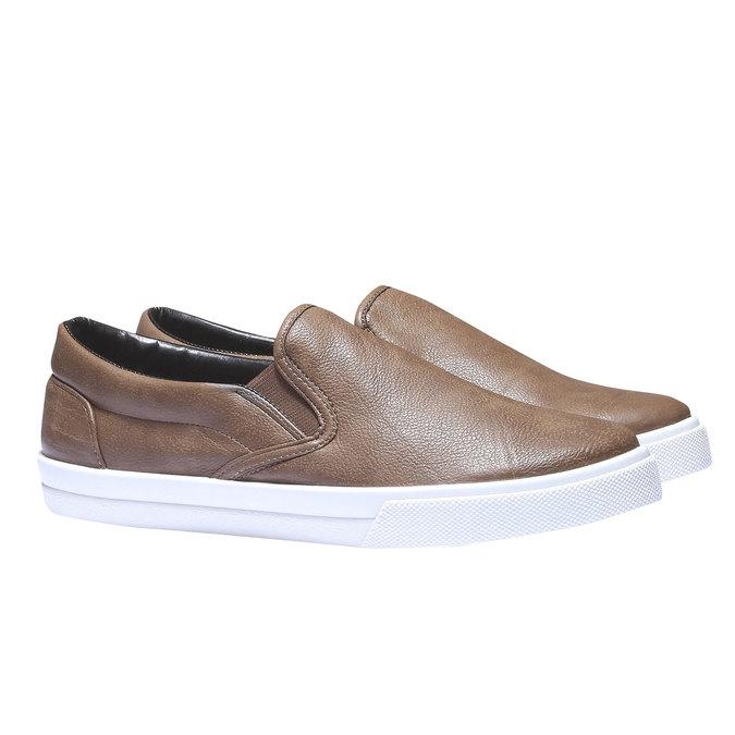 Chaussures homme north-star, Jaune, 831-8111 - 26