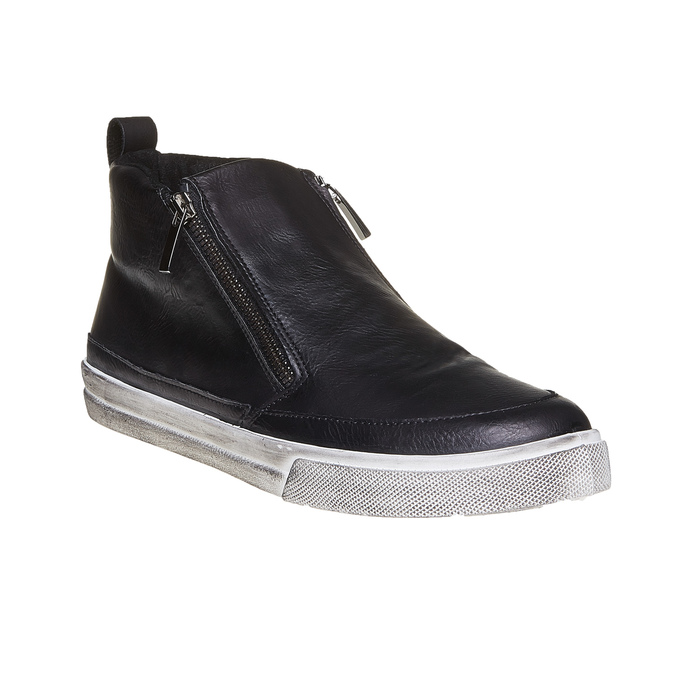 Loafers montante homme north-star, Noir, 841-6684 - 13