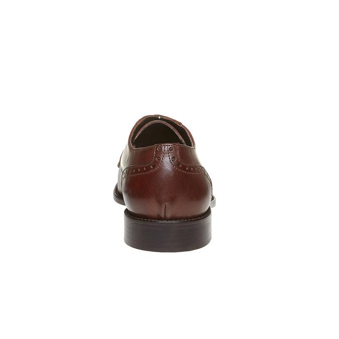 Chaussure de ville en cuir pour homme bata-the-shoemaker, Brun, 824-4192 - 17