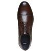 Chaussure décontractée en cuir bata, Brun, 824-4617 - 19