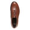 Chaussure Oxford femme bata, Brun, 524-3135 - 19