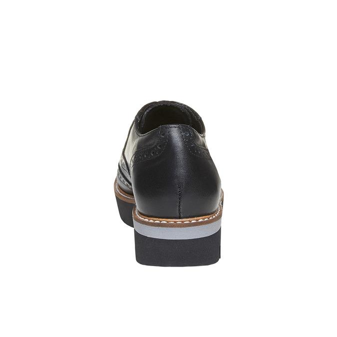 Chaussures Femme bata, Noir, 524-6226 - 17
