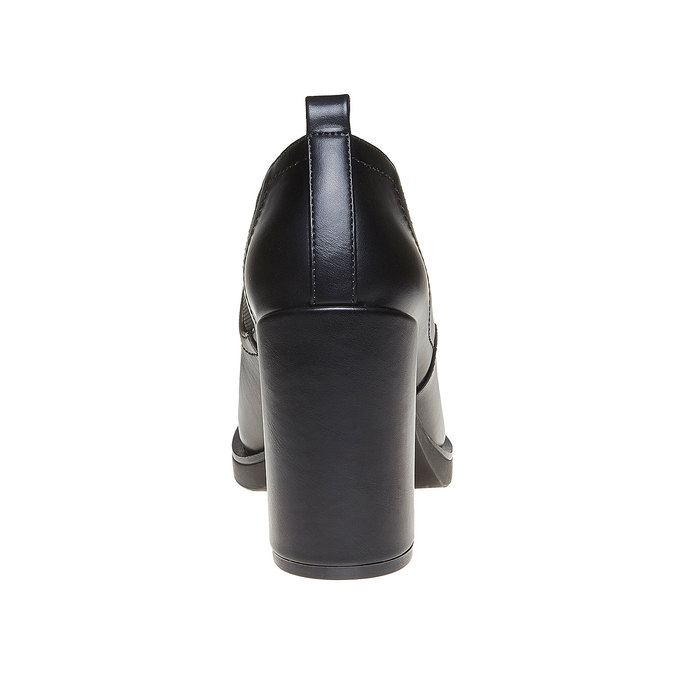 Chaussures Femme bata, Noir, 721-6328 - 17