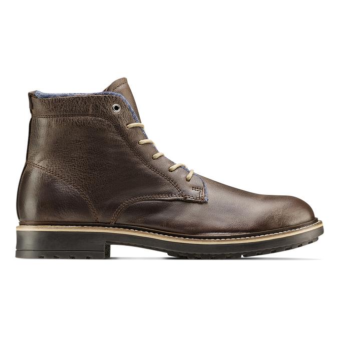 Chaussures Homme bata, Brun, 894-4522 - 26