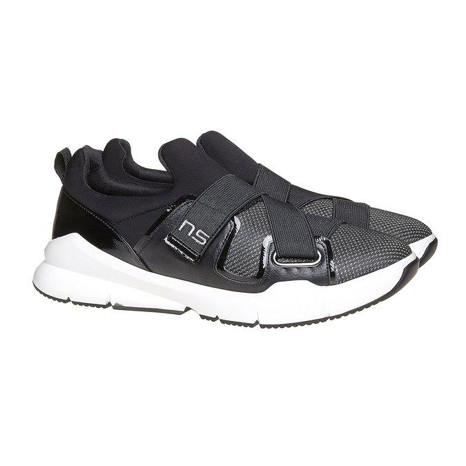Chaussures Femme north-star, Noir, 549-6140 - 26