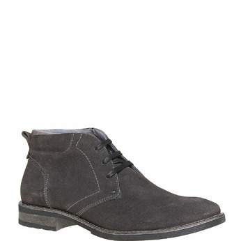 Chaussures Homme bata, Gris, 823-2533 - 13