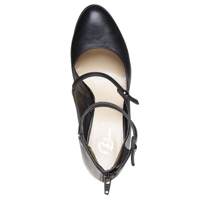 Chaussures Femme bata, Noir, 724-6471 - 19