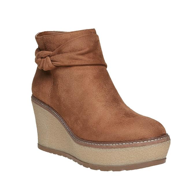 Chaussures Femme bata, Brun, 799-3200 - 13