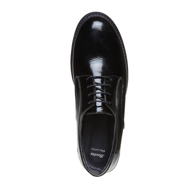 Chaussures Femme bata, Noir, 528-6219 - 19