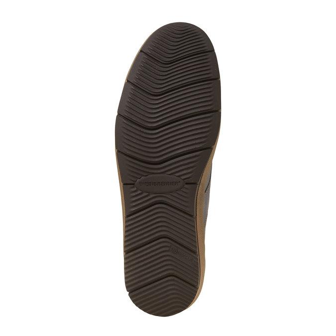 Chaussures Homme weinbrenner, Violet, 894-9521 - 26