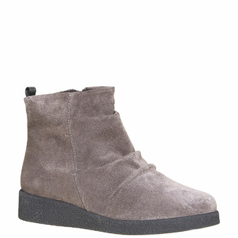 Chaussures Femme flexible, Gris, 593-2577 - 13