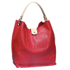Sac à main exclusif style Hobo bag bata, Rouge, 964-5142 - 13