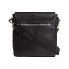 Le sac à bandoulière avec boucle Seymur bata, Noir, 964-6104 - 26