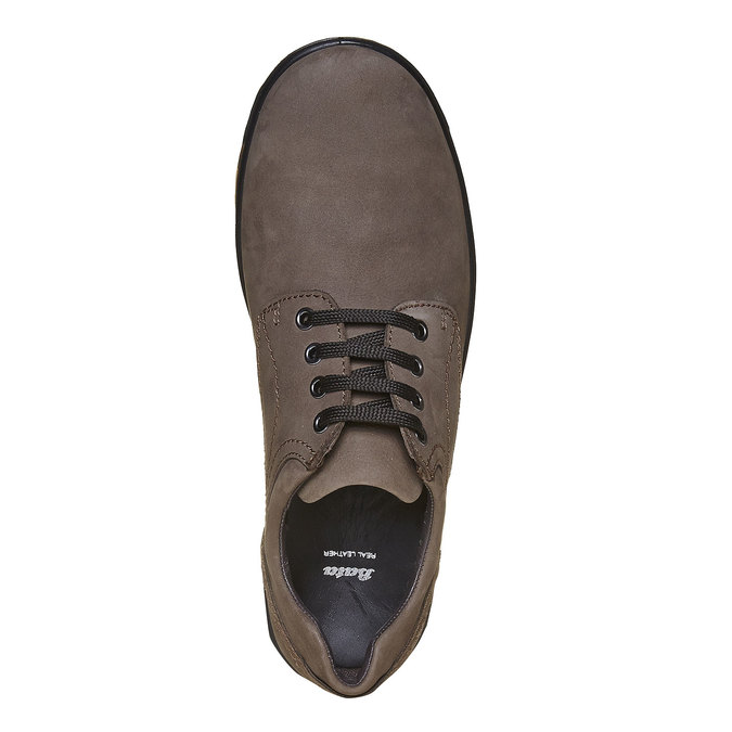 Chaussures Homme bata, Gris, 846-2683 - 19
