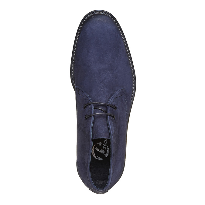 Chaussures Homme bata, Violet, 846-9649 - 19