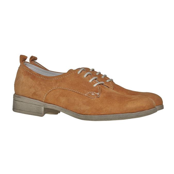 Chaussures femme bata, Brun, 523-3478 - 26