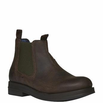 Chaussures Homme bata, Brun, 894-4369 - 13