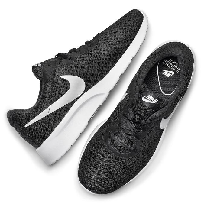 Chaussure de sport femme nike, Noir, 509-6557 - 19