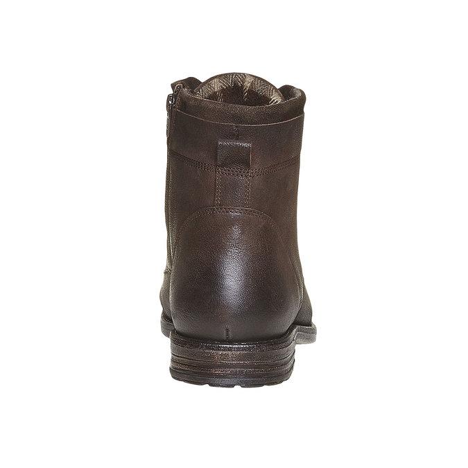 Chaussures d'hiver pour homme bata, Brun, 894-4284 - 17