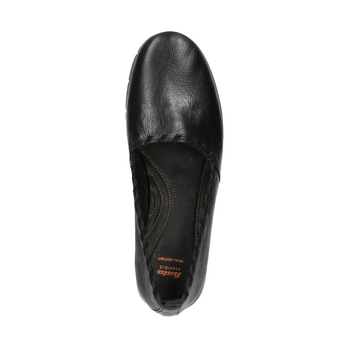 Chaussures Femme flexible, Noir, 514-6257 - 19
