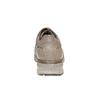 Tennis femme en cuir avec petites pierres flexible, Jaune, 524-8223 - 17