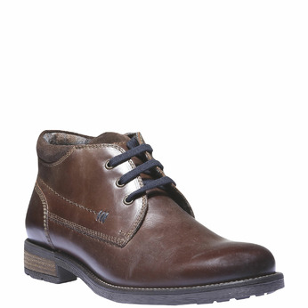 Bottines bata, Brun, 894-4661 - 13