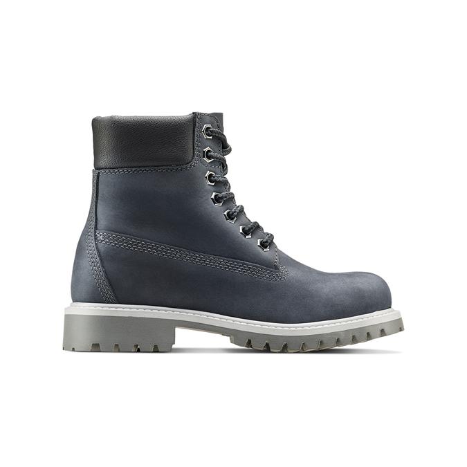 Chaussure montante d'hiver pour enfant weinbrenner-junior, Violet, 396-9263 - 26