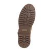 Chaussures en cuir à semelle tracteur weinbrenner, Brun, 896-8820 - 18