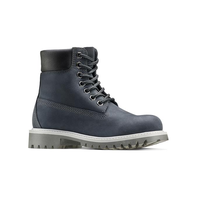 Chaussure montante d'hiver pour enfant weinbrenner-junior, Violet, 396-9263 - 13