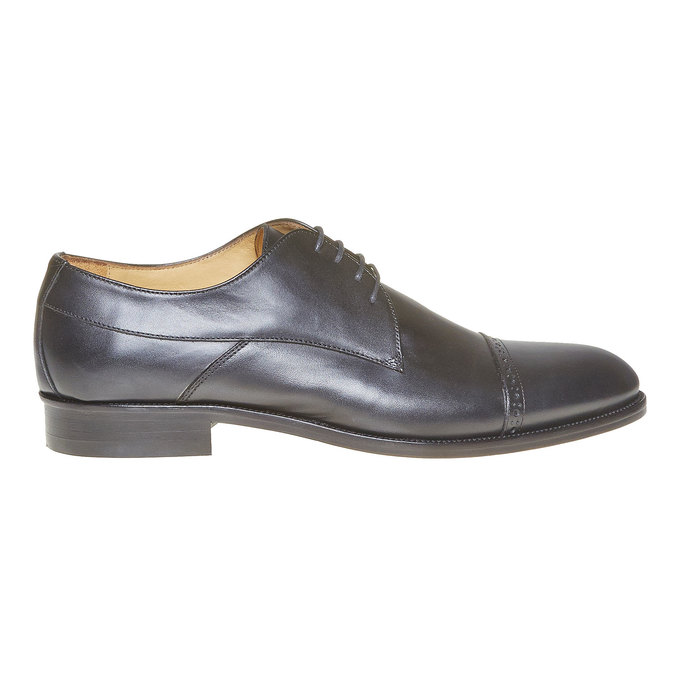 Derby homme bata-the-shoemaker, Noir, 824-6296 - 15