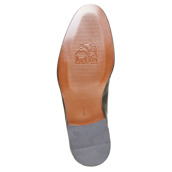 Derby homme bata-the-shoemaker, Noir, 824-6296 - 26