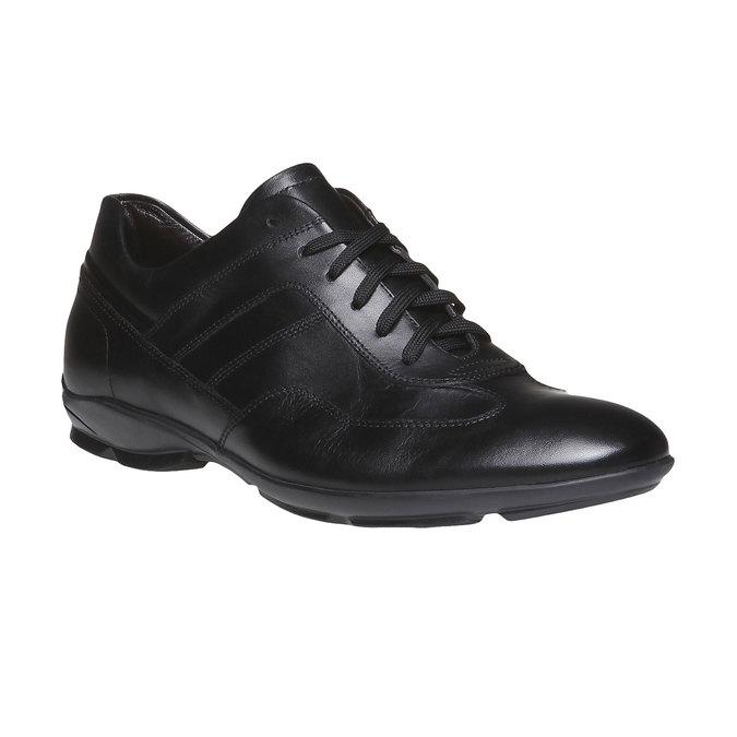 Chaussure de ville à lacet bata, Noir, 824-6988 - 13